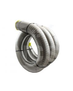 "7"" 316 / 904 Multi Fuel Chimney Liner"